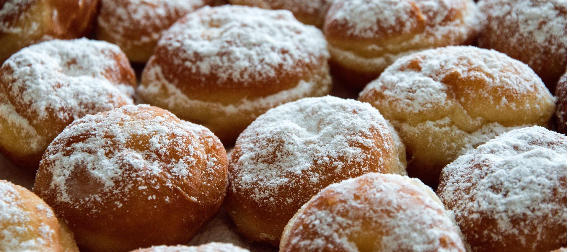 Рецепт творожных пончиков 77