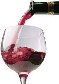 Wino Dobre Dla Mózgu Zdrowie Zdrowie Wino Winogrono Mózg