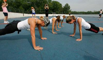 Trendy fitness – Pilates out – bootcamp in?