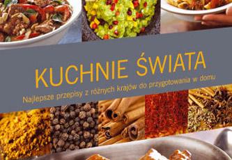 Kuchnie świata Konkurs Gotowanie Kulinaria Fit Light Książka