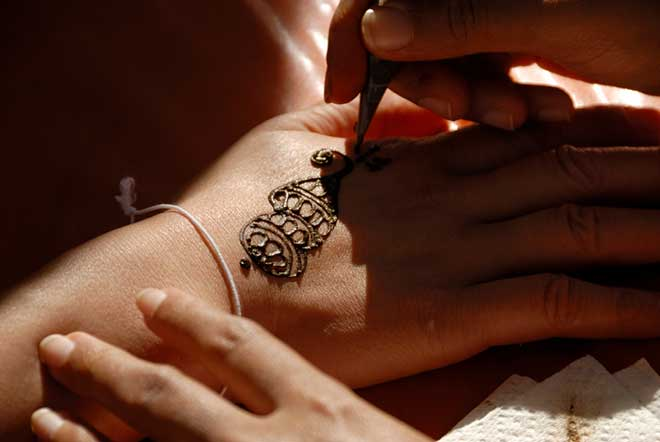 Biotatuaż Tatuaż Dla Mniej Odważnych Uroda