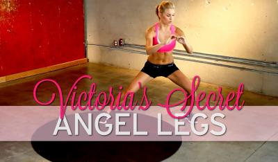 How to Get Legs Like a Victorias Secret Angel Model