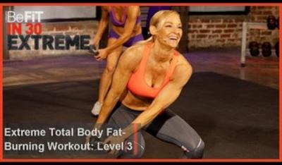 Extreme Total Body Fat Burning Workout