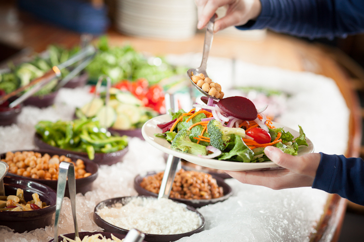 Przekaski Z Restauracyjnego Menu Dieta Zdrowe Odzywianie Restauracja