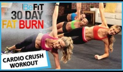 Cardio Crush Workout