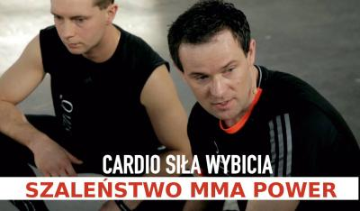 Trening MMA Power - HIT z UK na konwencji FitStyle!