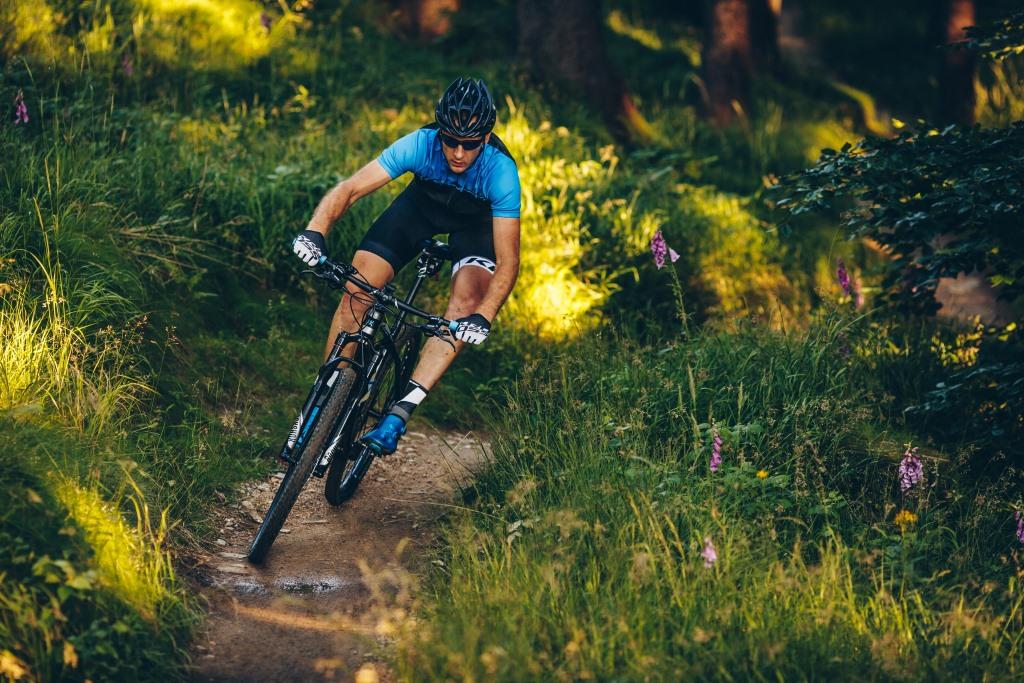 Czy jazda na rowerze pozwala schudnąć